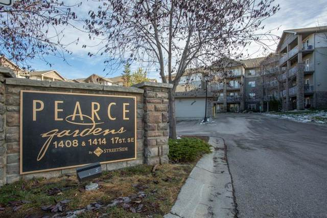 1414 17 Street SE #203, Calgary, AB T2G 5S6 (#A1045469) :: Canmore & Banff