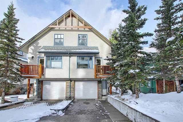 119 Cave Avenue #1, Banff, AB T1L 1E8 (#A1045508) :: Canmore & Banff