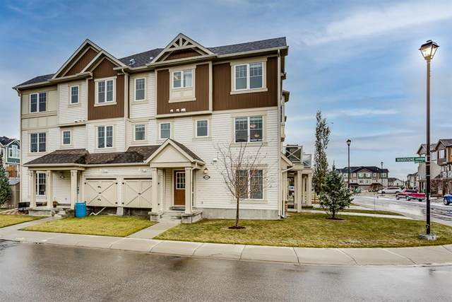 400 Windstone Grove SW, Airdrie, AB T4B 3T4 (#A1045513) :: Redline Real Estate Group Inc