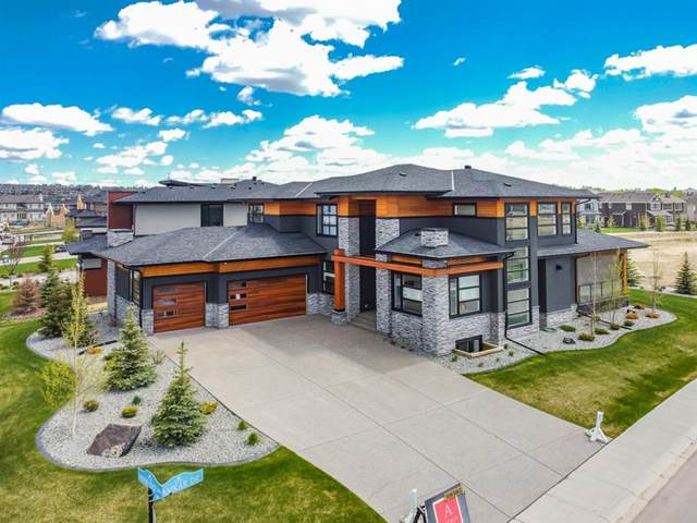 49 Waters Edge Gardens, Rural Rocky View County, AB T3L 0C9 (#A1045551) :: Redline Real Estate Group Inc