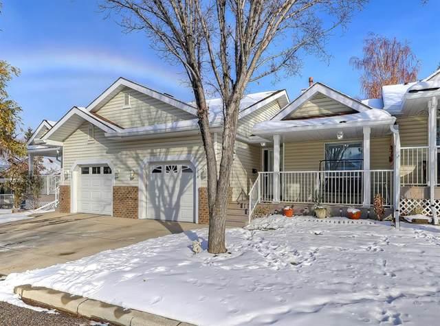 118 Macewan Ridge Villas NW, Calgary, AB T3K 4G3 (#A1045558) :: Canmore & Banff