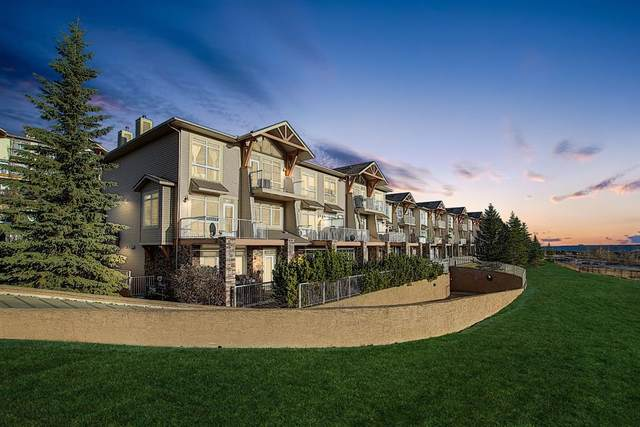 109 Rockyledge View NW #9, Calgary, AB T3G 5X1 (#A1045607) :: Canmore & Banff