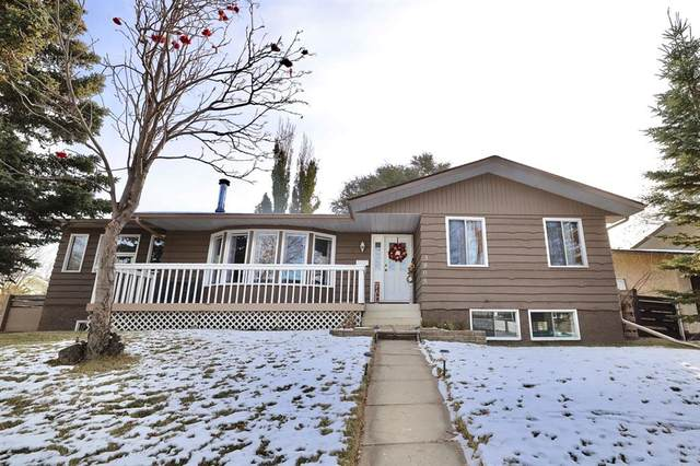 3805 62 Street, Camrose, AB T4V 3B5 (#A1045658) :: Calgary Homefinders