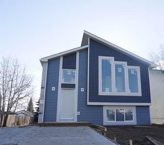 9313 105 Avenue, Grande Prairie, AB T8V 1G3 (#A1045668) :: Redline Real Estate Group Inc