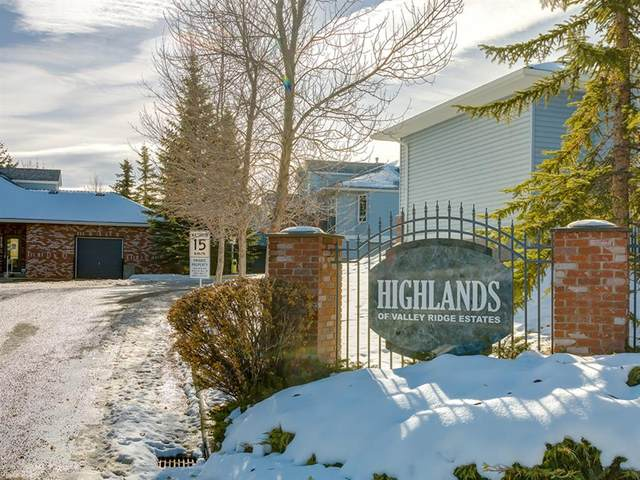 112 Valley Ridge Heights NW, Calgary, AB T3B 5T3 (#A1045679) :: Redline Real Estate Group Inc