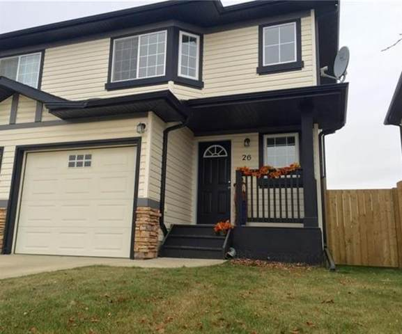 26 Adamson Avenue, Red Deer, AB T4R 3L1 (#A1045688) :: Canmore & Banff