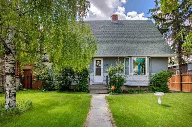 4319 Chippewa Road NW, Calgary, AB T2L 1A1 (#A1045695) :: Calgary Homefinders