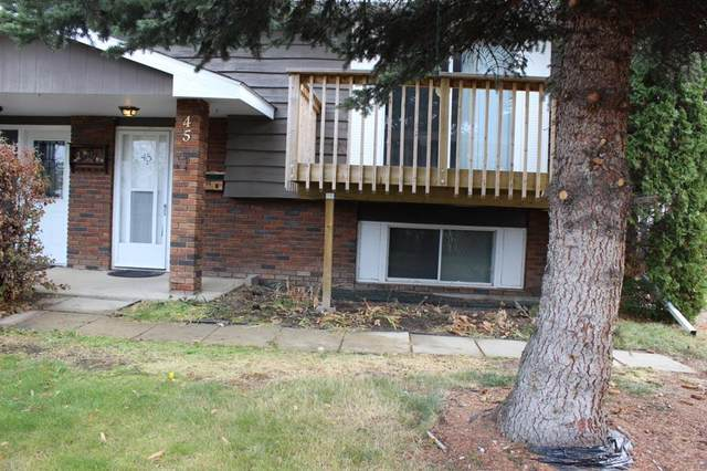45 Nichols Crescent, Red Deer, AB T4P 1P5 (#A1045748) :: Canmore & Banff