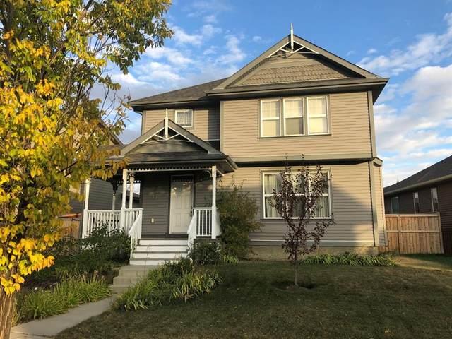 167 Prestwick Manor SE, Calgary, AB T2Z 4Y7 (#A1045764) :: Canmore & Banff