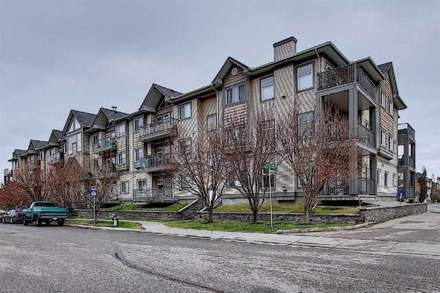 11170 30 Street SW #111, Calgary, AB T2W 6J2 (#A1045771) :: Calgary Homefinders