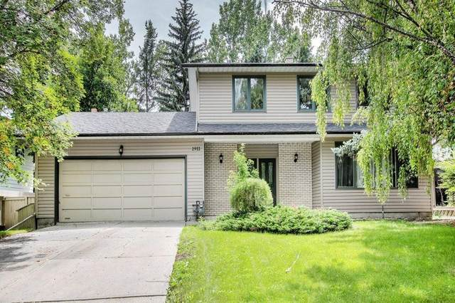 1911 Bay Shore Road SW, Calgary, AB T2V 3M3 (#A1045797) :: Canmore & Banff