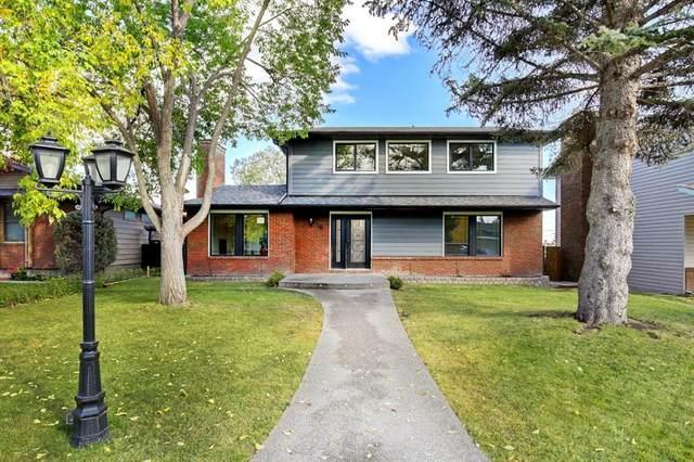 16 Parkwood Rise SE, Calgary, AB T2J 3X2 (#A1045829) :: Calgary Homefinders