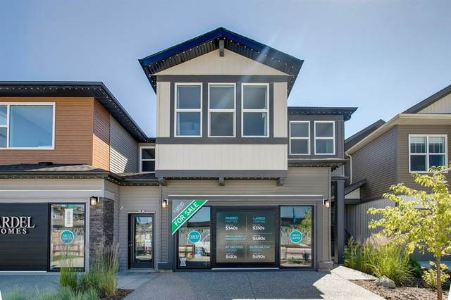 329 Walgrove Terrace SE, Calgary, AB T2X 4G1 (#A1045939) :: Canmore & Banff