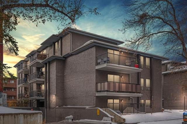 819 4A Street NE #108, Calgary, AB T2E 3W3 (#A1045956) :: Canmore & Banff
