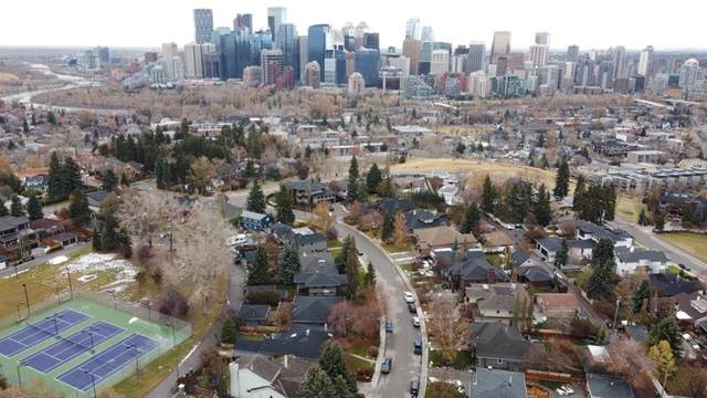 1138 9 Street NW, Calgary, AB T2M 3K9 (#A1045999) :: Canmore & Banff