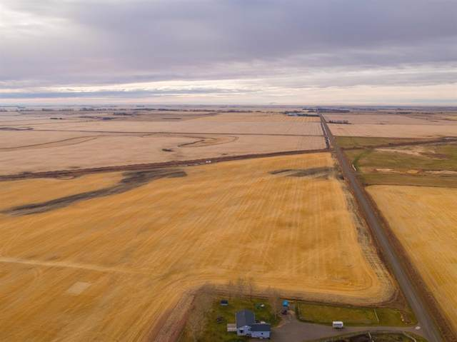 Range Road 270, Rural Wheatland County, AB T2P 2G7 (#A1046039) :: Canmore & Banff