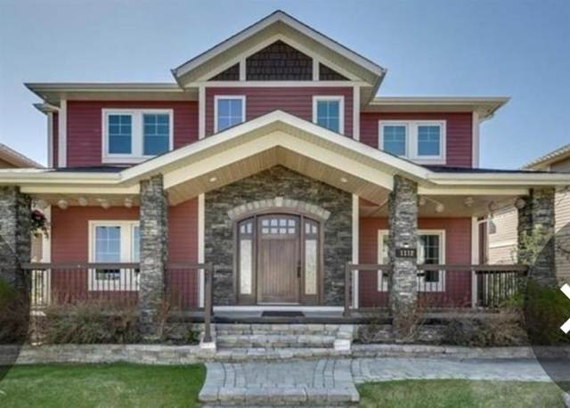 1112 Channelside Way SW, Airdrie, AB T4B 3J2 (#A1046051) :: Redline Real Estate Group Inc