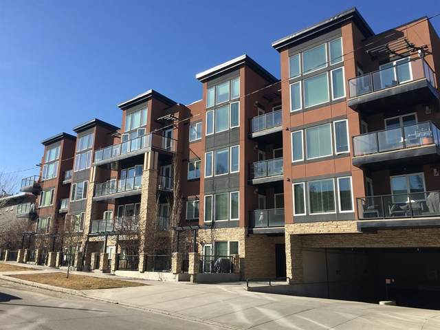 836 Royal Avenue SW #301, Calgary, AB T2T 0L3 (#A1046054) :: Redline Real Estate Group Inc