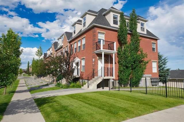 43 Springborough Boulevard SW #15, Calgary, AB T3H 5V8 (#A1046096) :: Calgary Homefinders