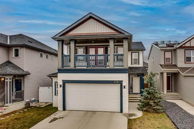 239 Copperpond Bay SE, Calgary, AB T2Z 0R3 (#A1046112) :: Calgary Homefinders