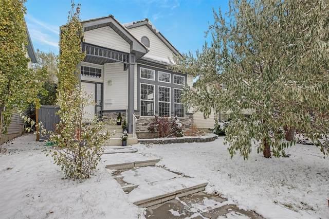 180 Mt Aberdeen Close SE, Calgary, AB T2Z 3N2 (#A1046116) :: Redline Real Estate Group Inc