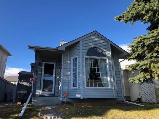 48 Covington Road NE, Calgary, AB T3K 4B1 (#A1046217) :: The Cliff Stevenson Group
