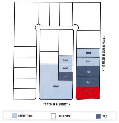 Part of Se 28-72-6-W6, Clairmont, AB T0H 0W0 (#A1046285) :: Team Shillington | eXp Realty