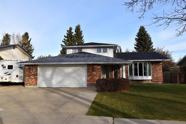 6210 49 Avenue, Camrose, AB T4V 0P3 (#A1046329) :: The Cliff Stevenson Group