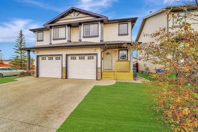 4 Arthur Close, Red Deer, AB T4A 3M6 (#A1046437) :: Redline Real Estate Group Inc