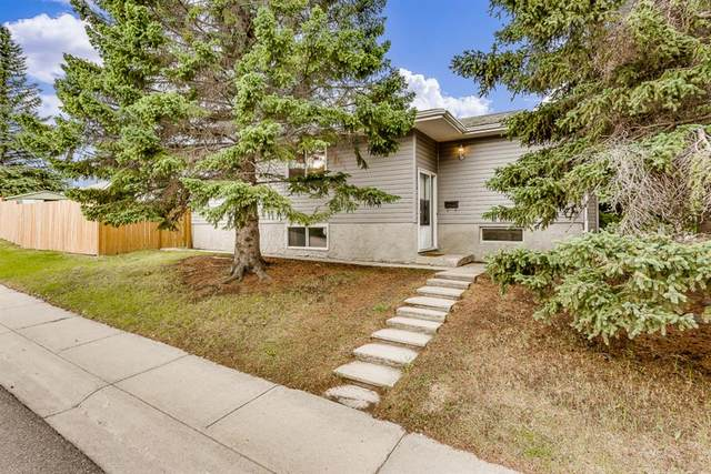 5814 Dalgleish Road NW, Calgary, AB T3K 1K5 (#A1046450) :: Redline Real Estate Group Inc