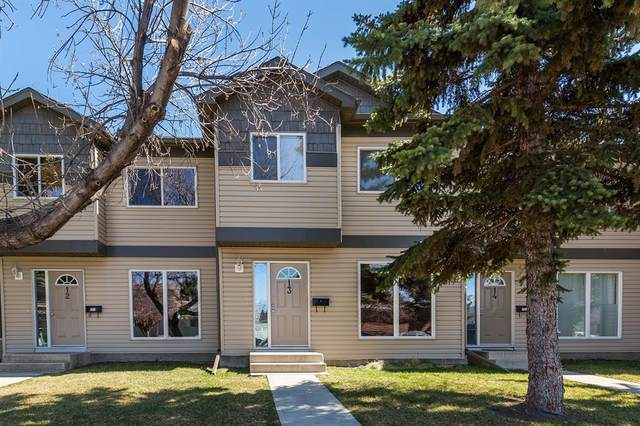 275 Columbia Boulevard W #13, Lethbridge, AB T1K 4B8 (#A1046472) :: Redline Real Estate Group Inc