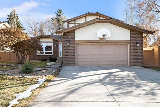 120 Deerbrook Road SE, Calgary, AB T2J 6K6 (#A1046597) :: The Cliff Stevenson Group