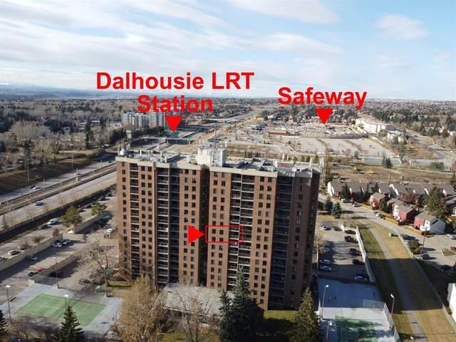 4944 Dalton Drive NW #808, Calgary, AB T3A 2E6 (#A1046812) :: Redline Real Estate Group Inc