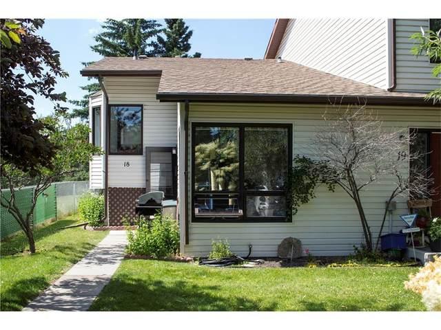 73 Glenbrook Crescent #18, Cochrane, AB T4C 1P2 (#A1046935) :: Redline Real Estate Group Inc