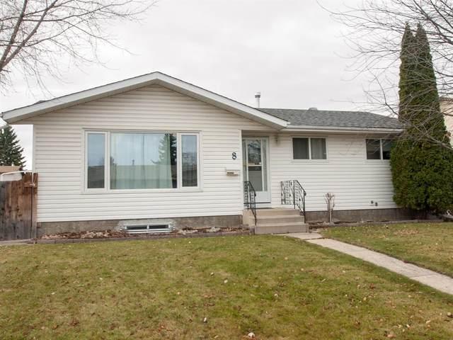 8 Newlands Avenue, Red Deer, AB T4P 1Z9 (#A1046951) :: Redline Real Estate Group Inc