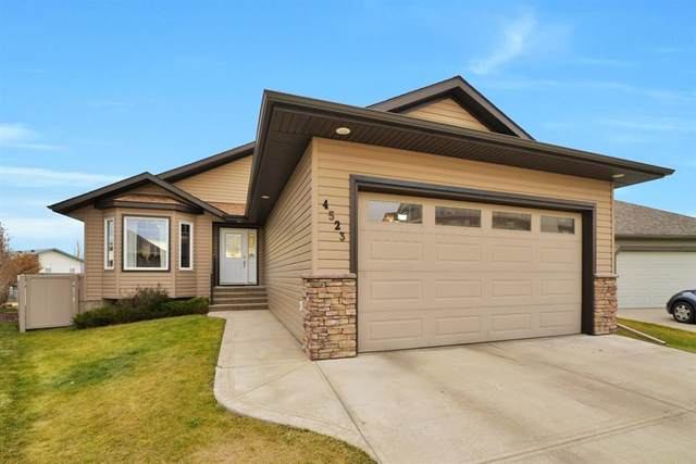 4523 45A Street Close, Innisfail, AB T4G 0A3 (#A1047001) :: Redline Real Estate Group Inc