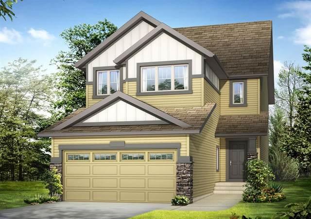 11 Walgrove Landing SE, Calgary, AB T2X 4C6 (#A1047003) :: Redline Real Estate Group Inc