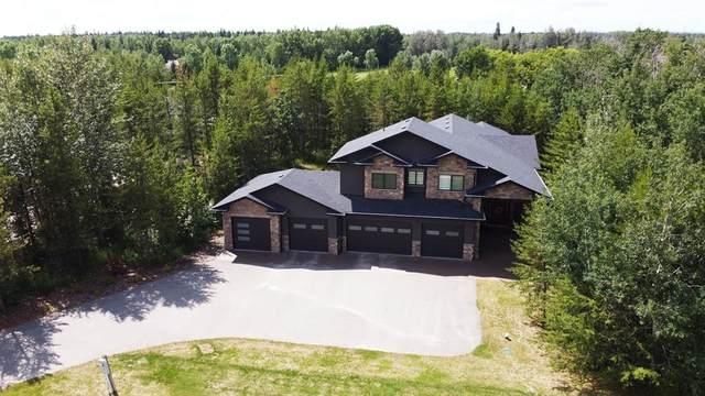 5710 Aspen Drive, Rural Grande Prairie No. 1, County of, AB T8W 0H3 (#A1047066) :: Redline Real Estate Group Inc