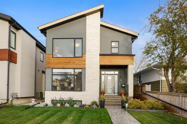 3806 3 Street NW, Calgary, AB T2K 0Z7 (#A1047280) :: Redline Real Estate Group Inc
