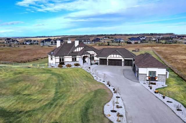 132 Grizzly Rise, Rural Rocky View County, AB T4C 0B5 (#A1047323) :: Redline Real Estate Group Inc