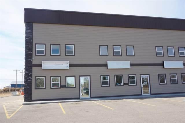 251 Spruce Street #101, Rural Red Deer County, AB T4E 1B4 (#A1047632) :: Redline Real Estate Group Inc
