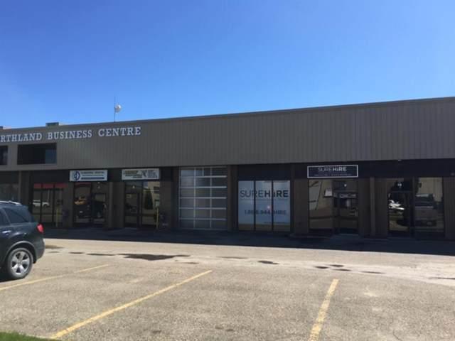 7875 48 Avenue #9, Red Deer, AB T4P 2K1 (#A1047792) :: Redline Real Estate Group Inc