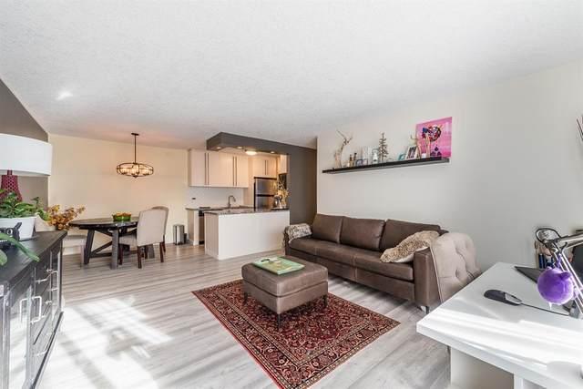 515 57 Avenue SW #307, Calgary, AB T2V 0H3 (#A1047811) :: The Cliff Stevenson Group