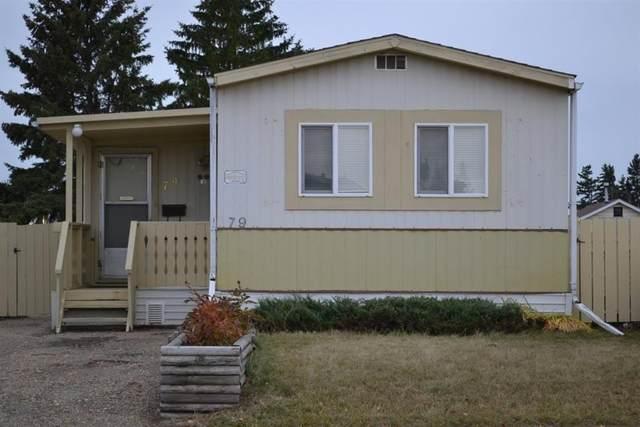 79 Newton Crescent, Red Deer, AB T4P 1P3 (#A1047813) :: Redline Real Estate Group Inc