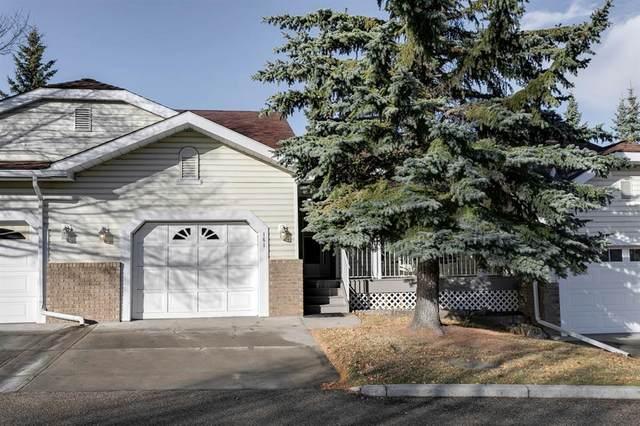 161 Macewan Ridge Villas NW, Calgary, AB T3K 4G3 (#A1047867) :: Redline Real Estate Group Inc