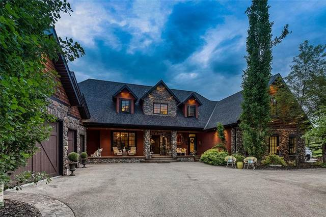 16 Woodland Rise, Rural Rocky View County, AB T3R 1G9 (#A1048056) :: The Cliff Stevenson Group