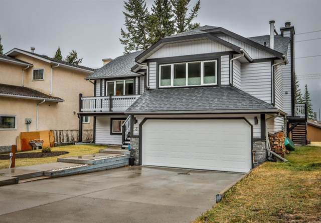 3 Ridge Road, Canmore, AB T1W 1G3 (#A1048065) :: Redline Real Estate Group Inc