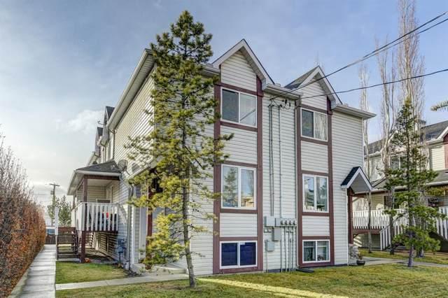 4610 75 Street NW #2, Calgary, AB T3B 2M9 (#A1048083) :: Redline Real Estate Group Inc