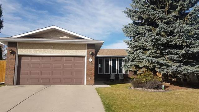 66 Maxwell Avenue, Red Deer, AB T4R 1P5 (#A1048131) :: Canmore & Banff