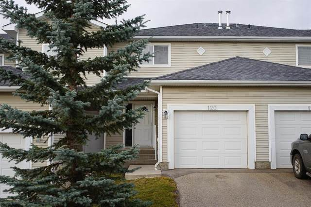 120 Hillview Terrace, Strathmore, AB T1P 1X2 (#A1048163) :: Redline Real Estate Group Inc